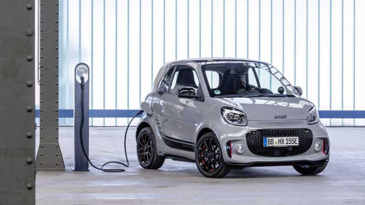 Smart Presents EQ Lineup Restyling Ahead Of Frankfurt Motor Show