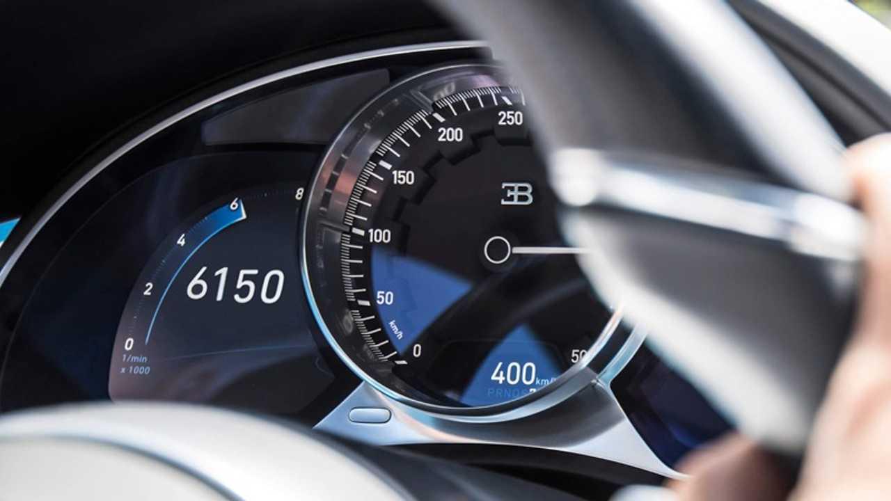 Voitures à plus de 400 km / h