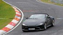 Aston Martin Vantage Roadster Nurburgring