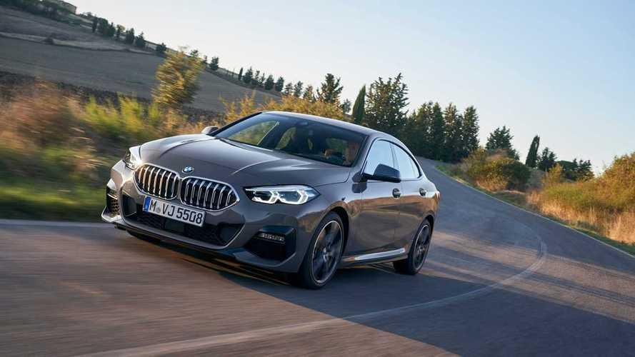 В России открыли прием онлайн-заказов на маленький седан BMW