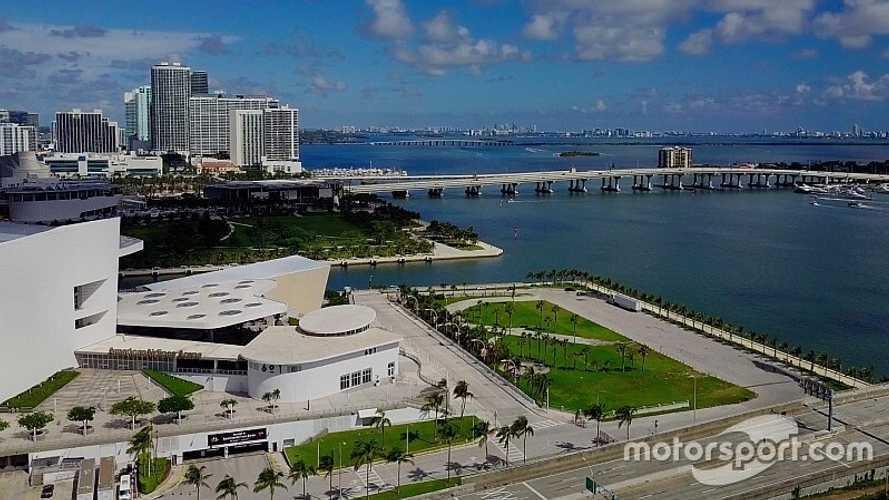 La F1 llega a un acuerdo inicial para el GP de Miami