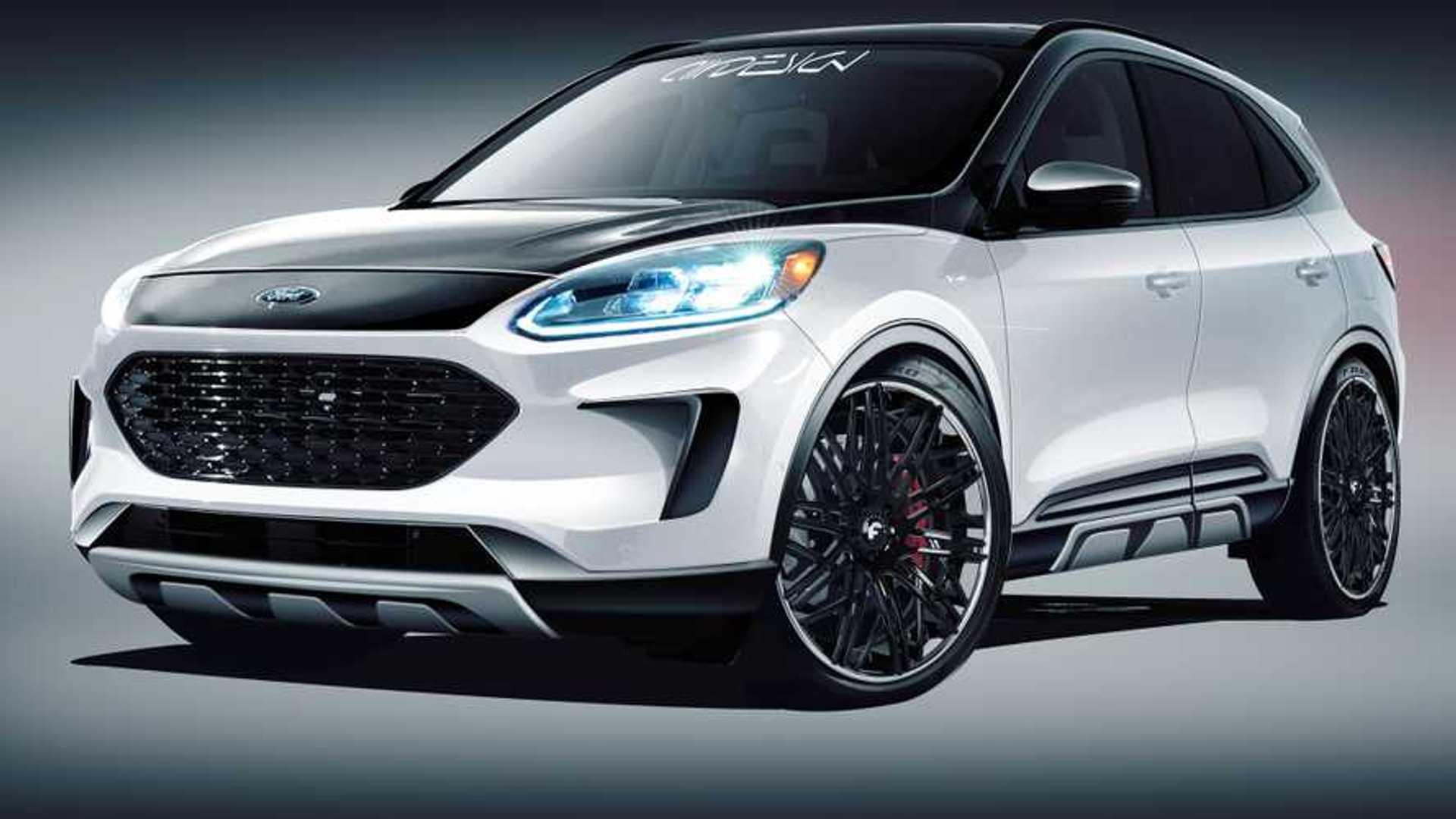Ford Explorer Models >> Ford Bringing Custom Escape Explorer And Expedition Models