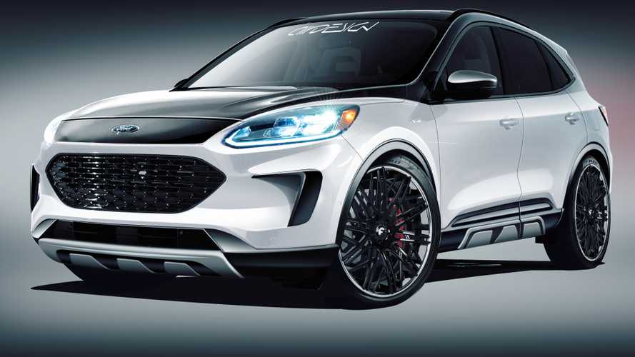 Ford levará Escape, Explorer e Expedition preparados ao SEMA