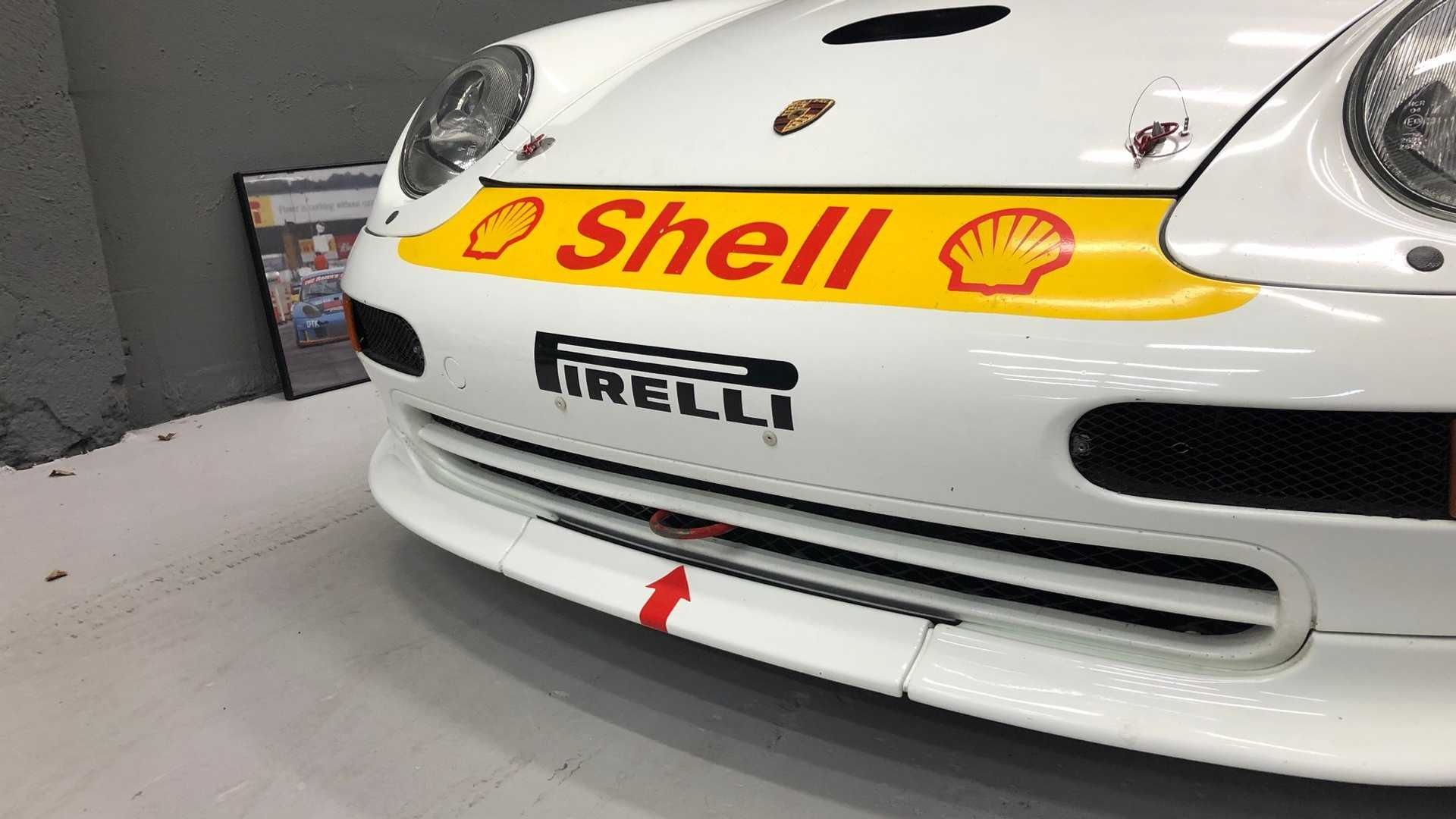 "[""The Most Interesting Porsche 911 3.8 RSR In The World""]"