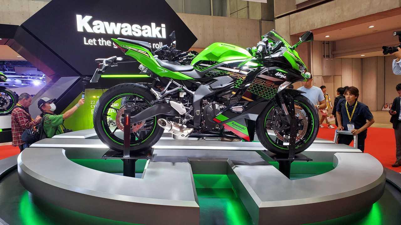 2020 Kawasaki Ninja ZX-25R