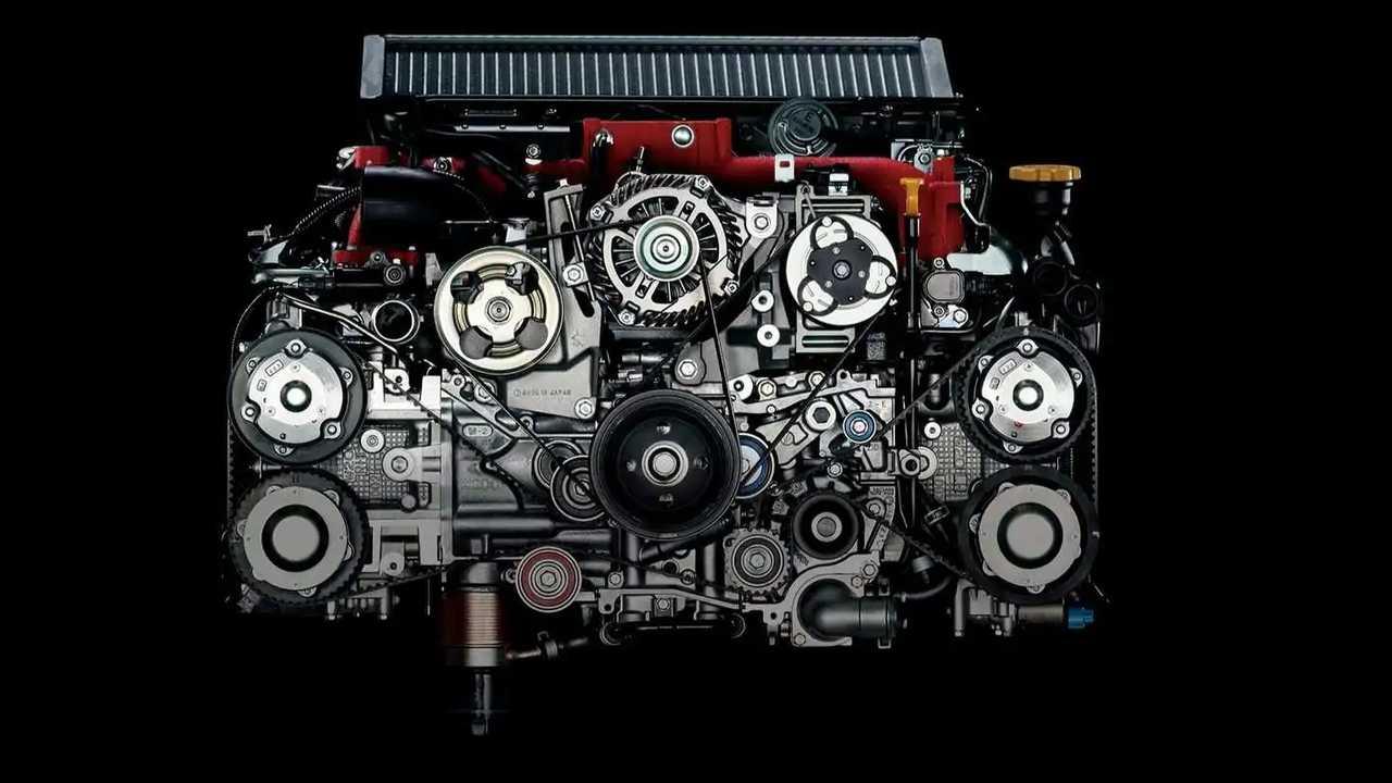 Subaru Wrx Sti Ej20 Final Edition Ends The Engine S 30 Year Run