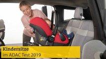 20 Kindersitze im ADAC-Test (Oktober 2019)