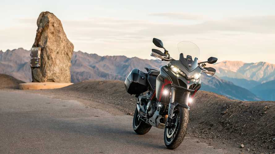 The 2020 Ducati Multistrada 1260 S Grand Tour Is Ready For Anything