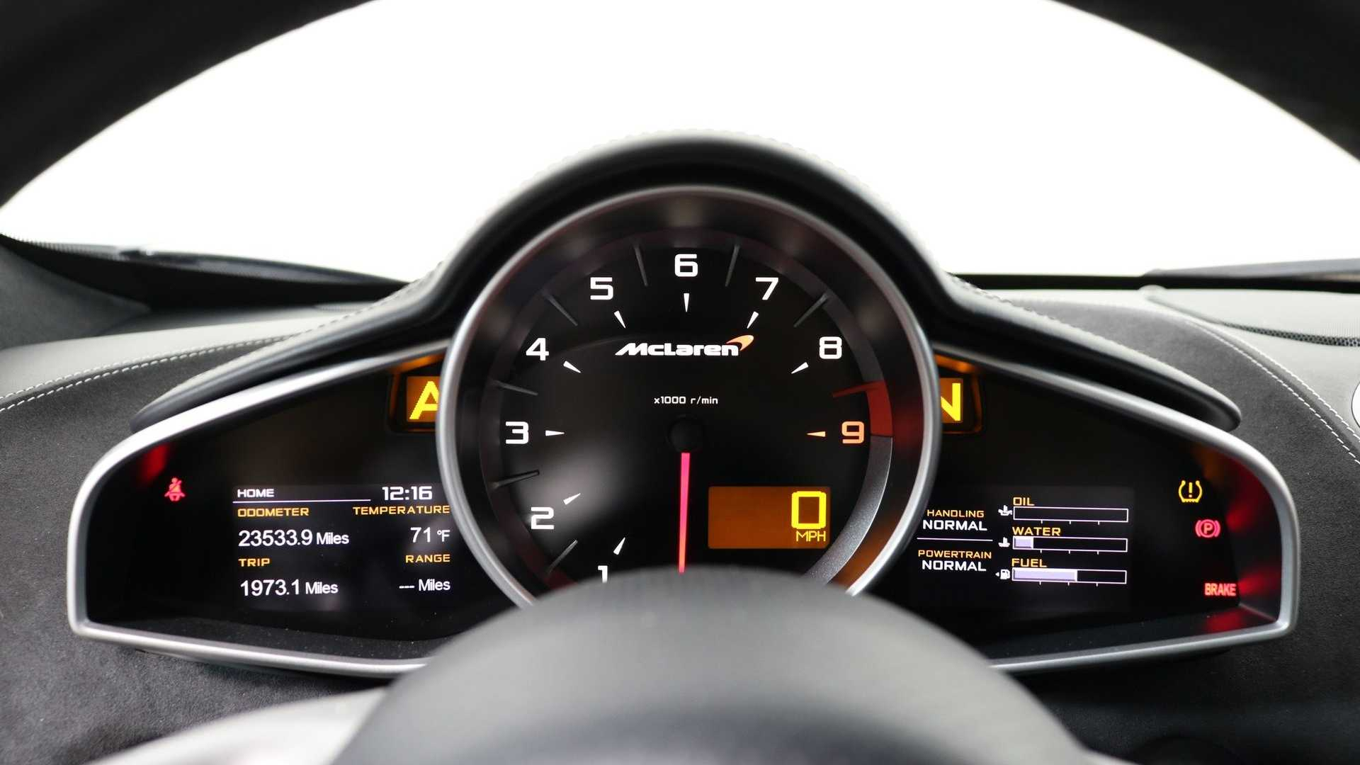 "[""The 2012 McLaren MP4-12C Is Engineering And Art Combined""]"