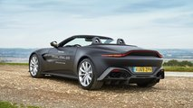 Aston Martin Vantage Roadster (2020): Erste offizielle Bilder