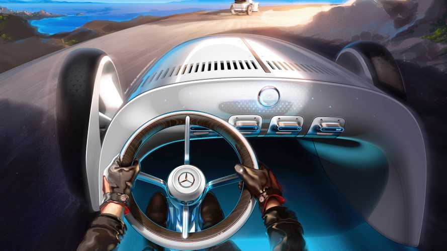 Mercedes-Benz Vision Simplex