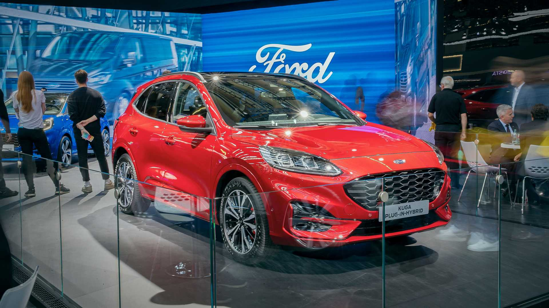 Volvo Car Corporation Enters Into A Pooling Arrangement With Ford
