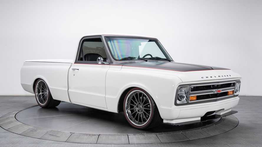 This Pro-Touring 1968 Chevy C10 Is Full Of Low, Show, And Go