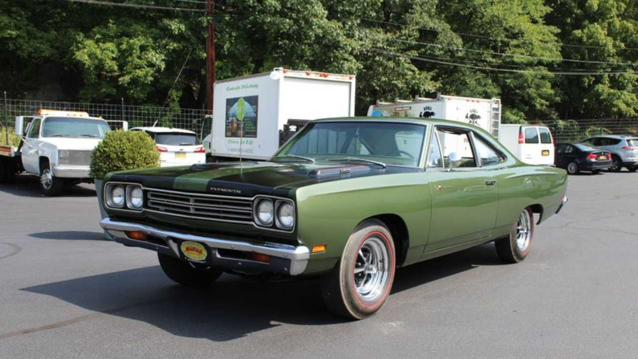 Get Ready To Bid On A 1969 ½ Plymouth Road Runner