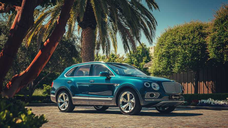 Bentayga Hybrid, la prima plug-in di Bentley