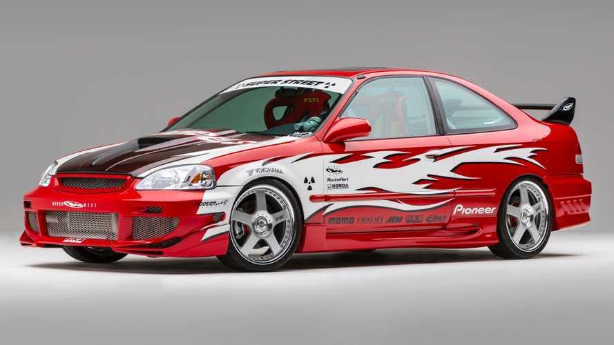 Honda celebra 60 años en EEUU con carros clásicos y modernos en SEMA