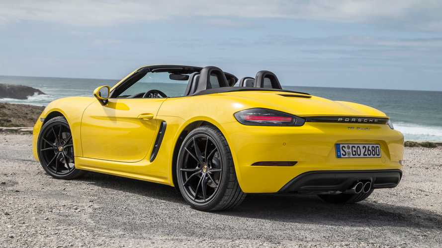 Porsche says we should thank China for the 718 Boxster, Cayman