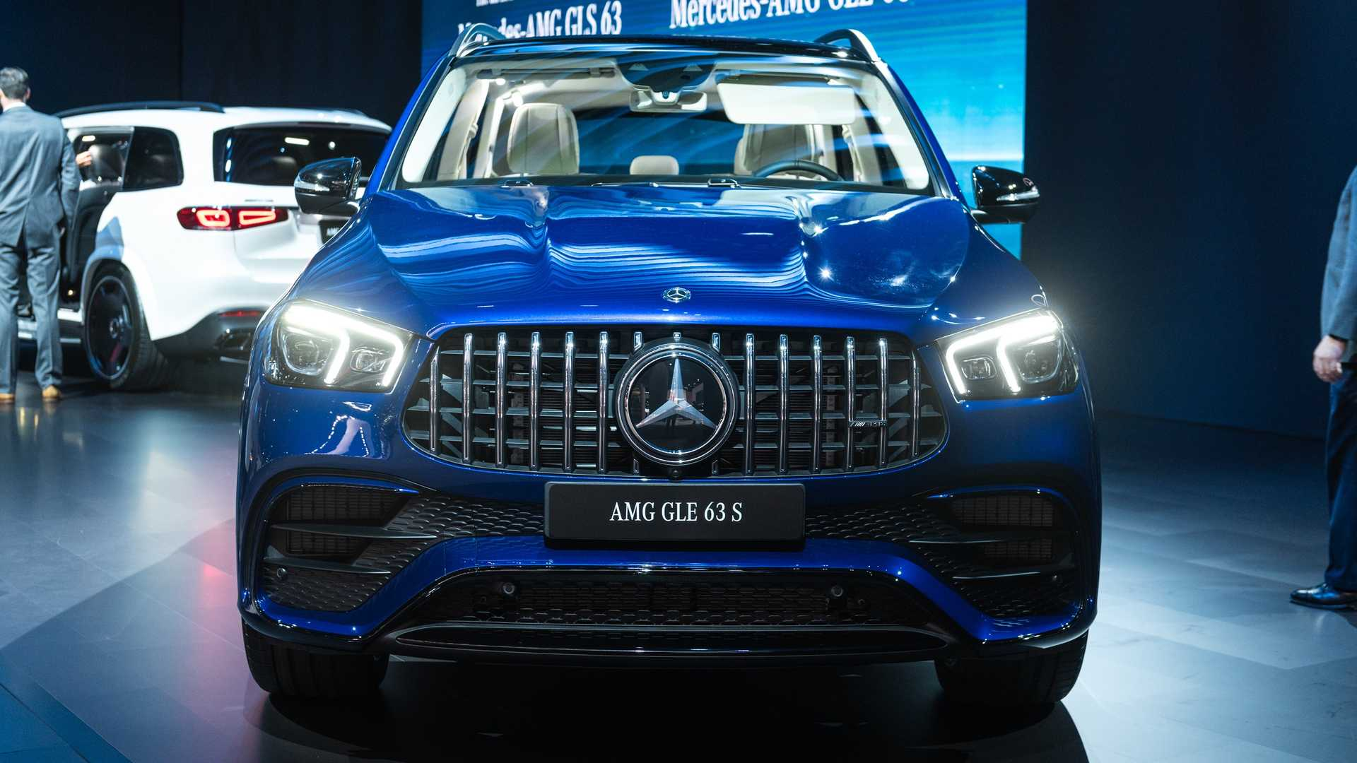 2021 Mercedes-AMG GLE 63 S Live in LA