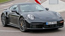 Porsche 911 Turbo 992-Generation Spy Shots