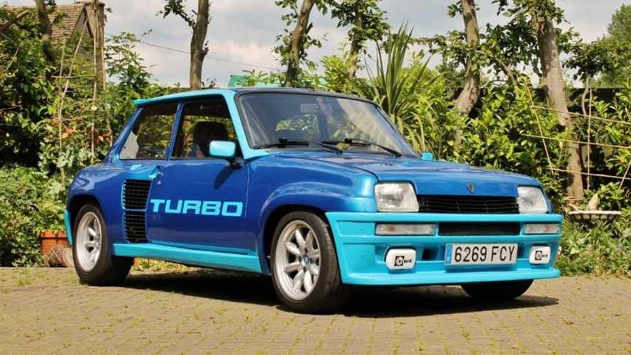 Este Renault 5 Turbo, de 1981, se vendió por 84.000 euros