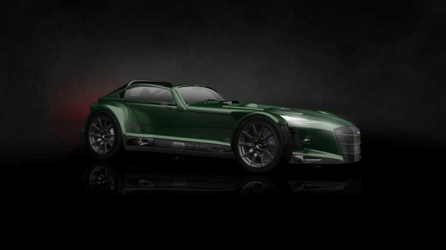 Donkervoort D8 GTO-JD70, el regalo ideal para el fundador de la marca
