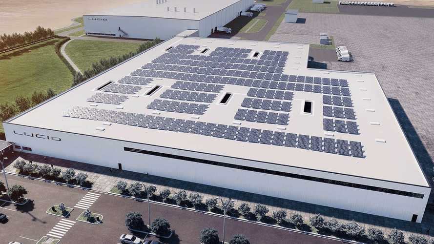 Lucid Motors: 700 milioni $ per produrre la berlina elettrica di lusso