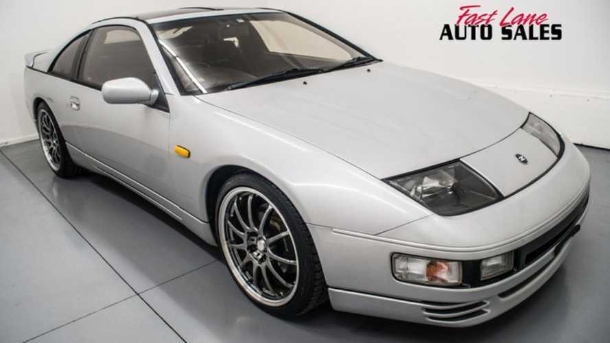 1992 Nissan 300ZX From Japan Arrives In The USA