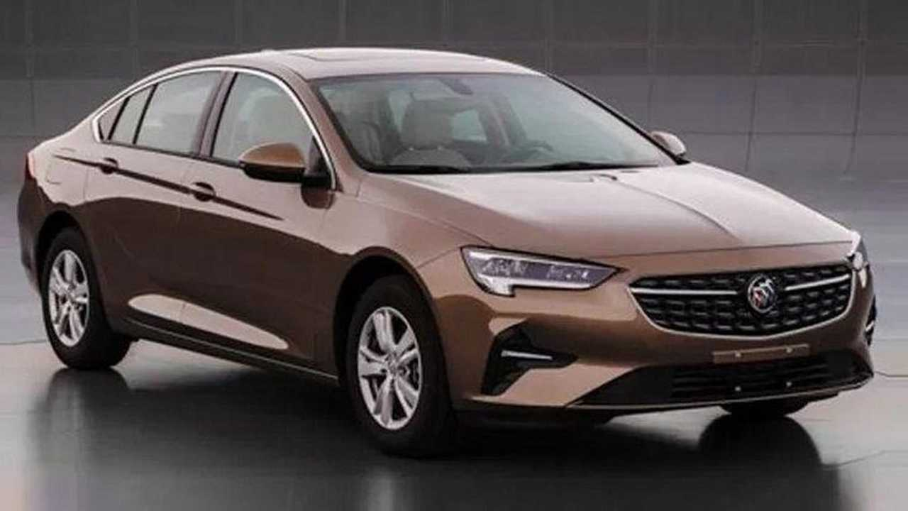2020 Buick Regal (CN Spec)