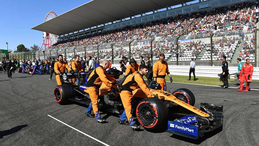McLaren outlines opposition to Japan-like F1 weekend format