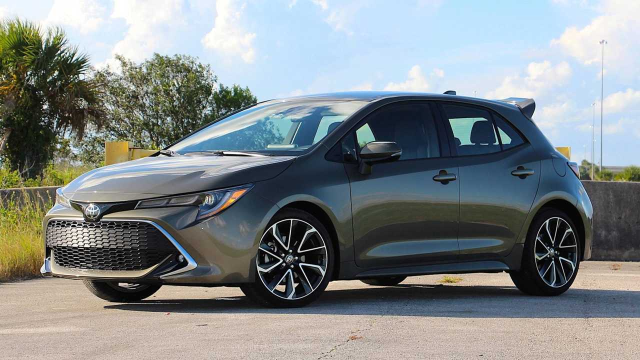 No. 4 Best: 2019 Toyota Corolla