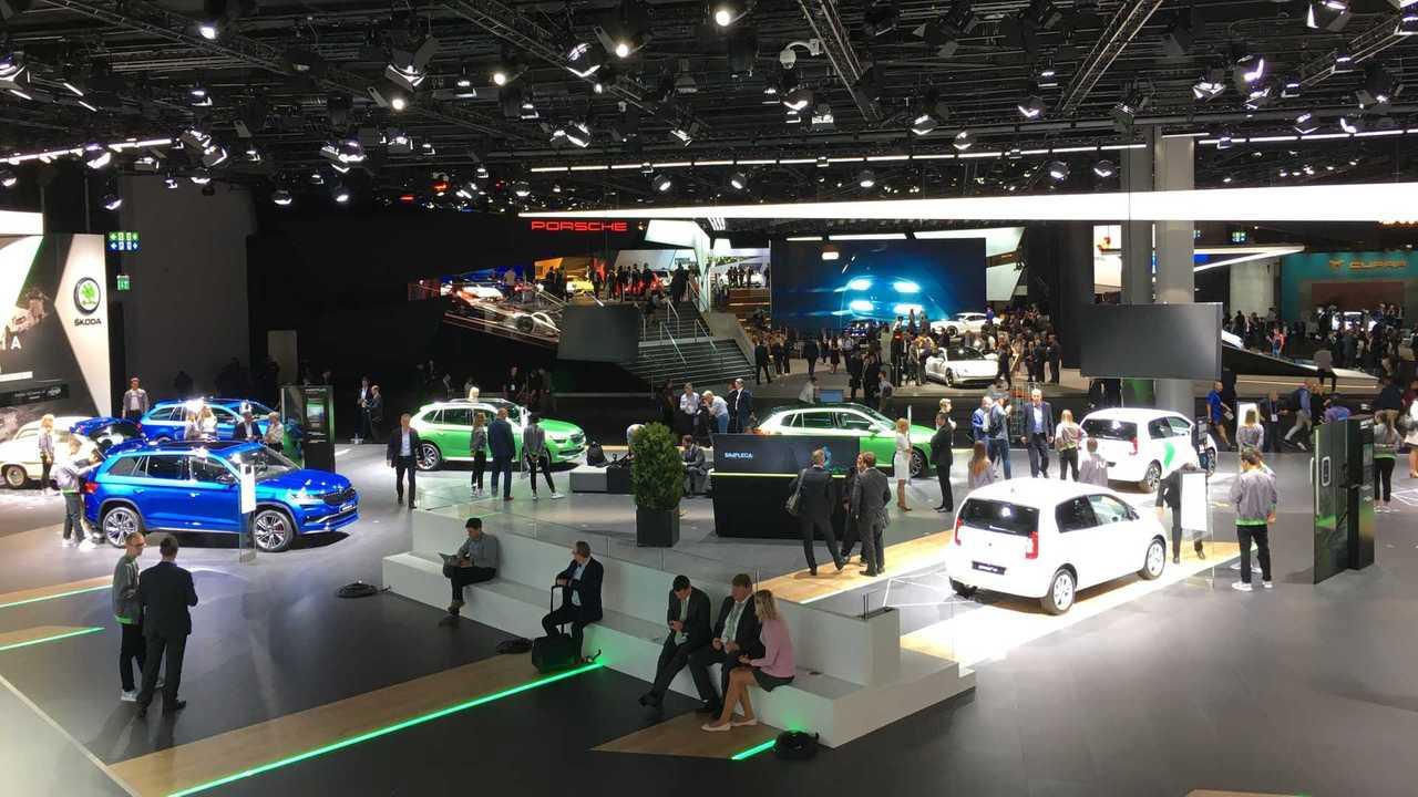 Автосалон во Франкфурте 2019