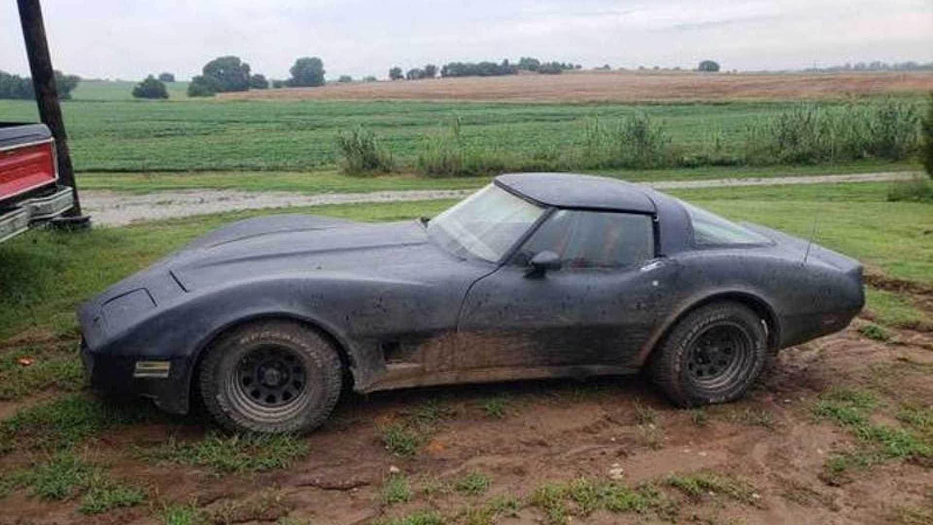 """[""""Own This Off-Road 1980 Chevy Corvette With A 6.2L Diesel""""]"""