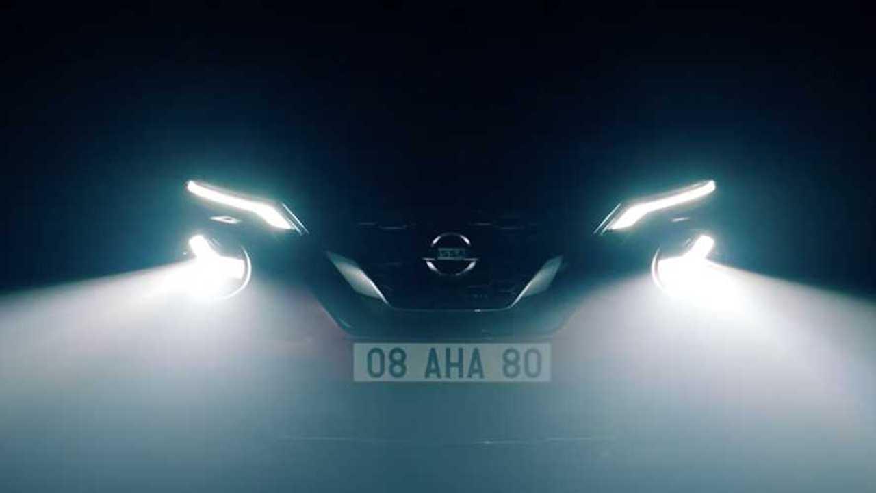 2020 Nissan Juke Final Teaser Screenshots