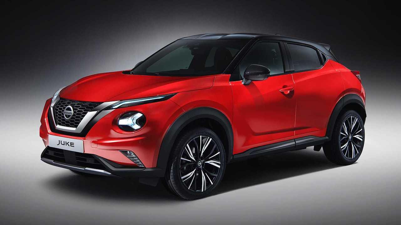 2020 Nissan Juke Resmi Görüntüleri