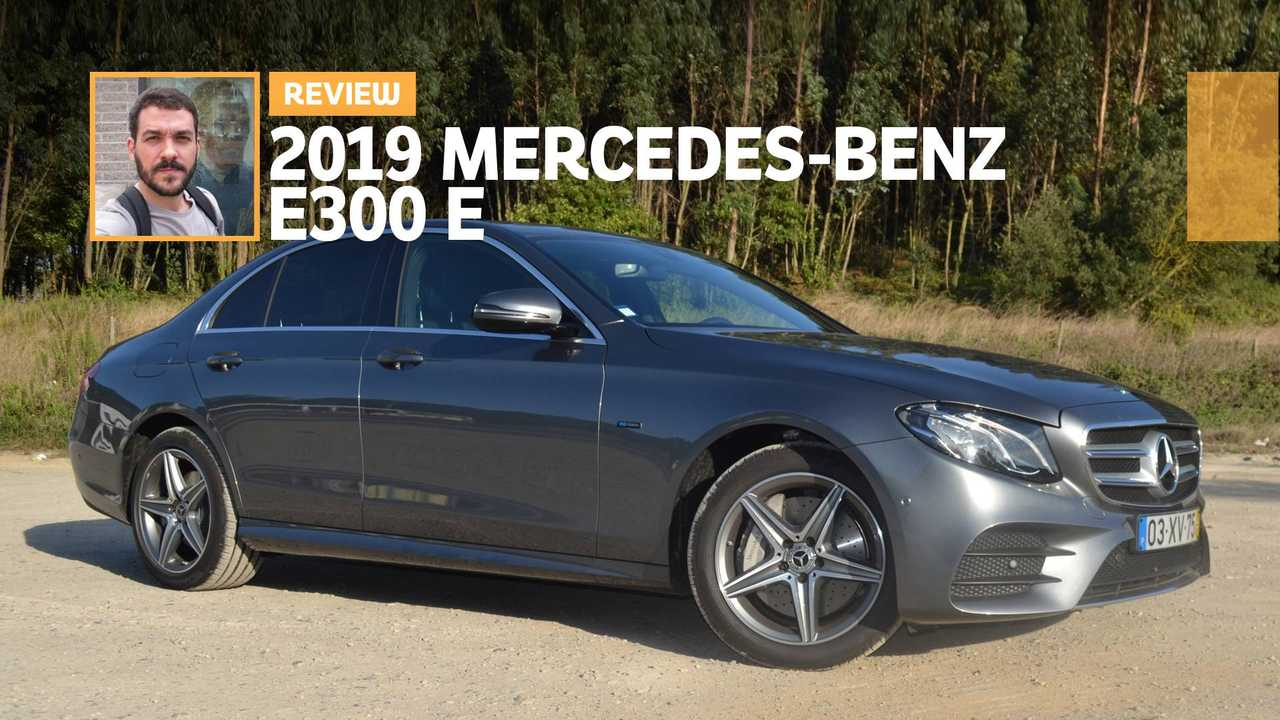 2019 Mercedes-Benz E300 e First Drive: Darwin Wins