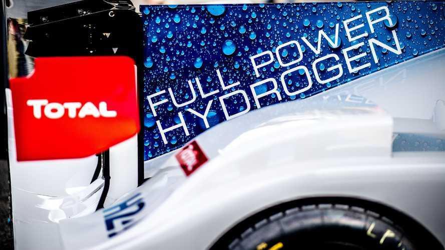 Como conquistar fãs de automobilismo com carros movidos a hidrogênio?