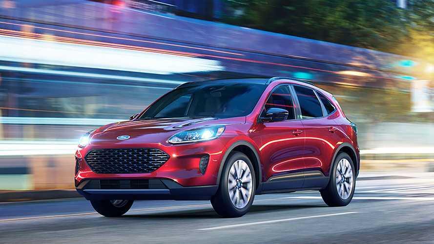 Vídeo: conheça o novo Ford Escape Hybrid