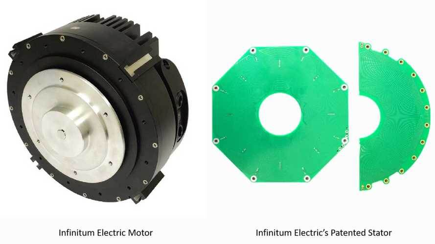 Infinitum Electric With a Printed Circuit Board Stator Promises A Revolution