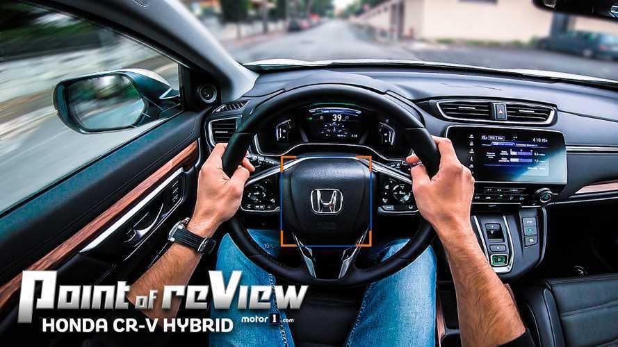 Honda CR-V Hybrid, elettrificata come nessun'altra