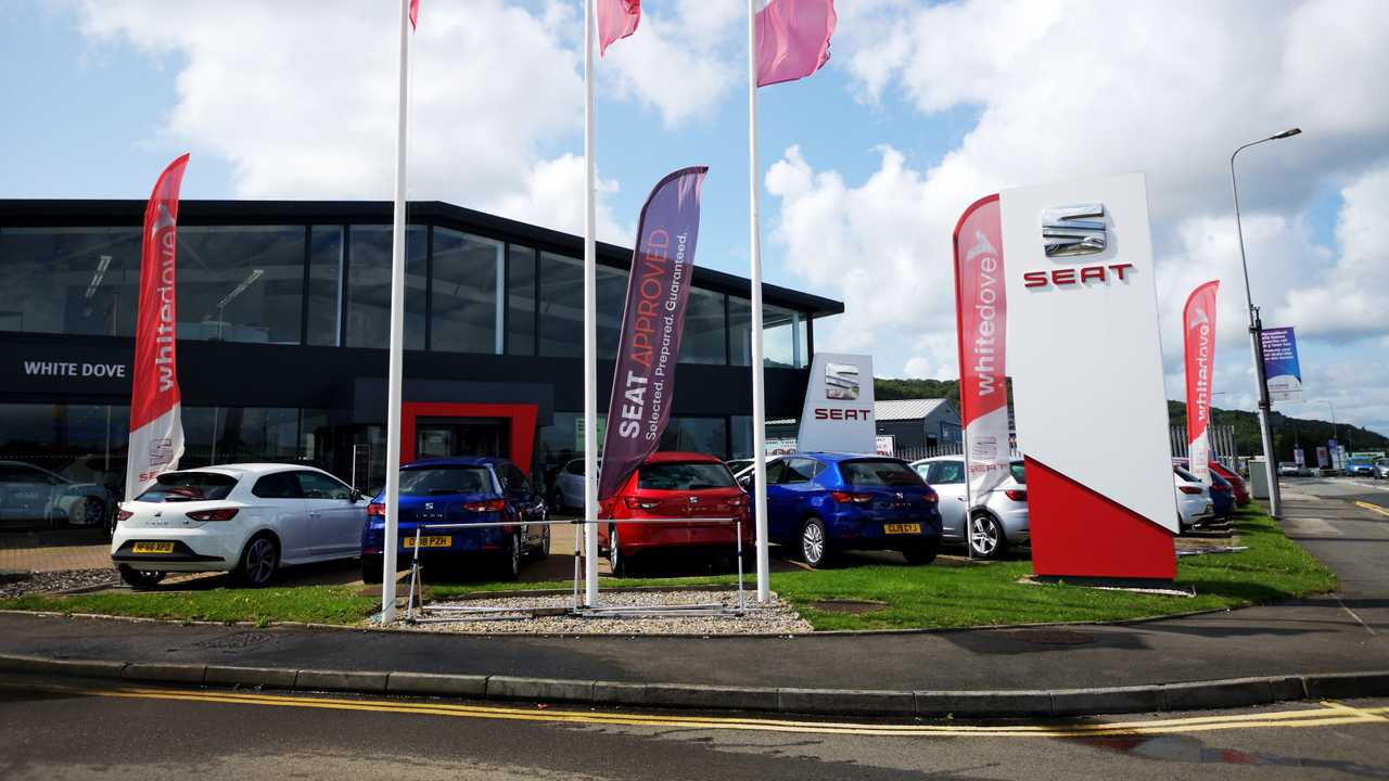 SEAT dealership in Cardiff UK