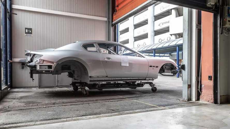 Maserati GranTurismo Zeda (Üretilen son GranTurismo)