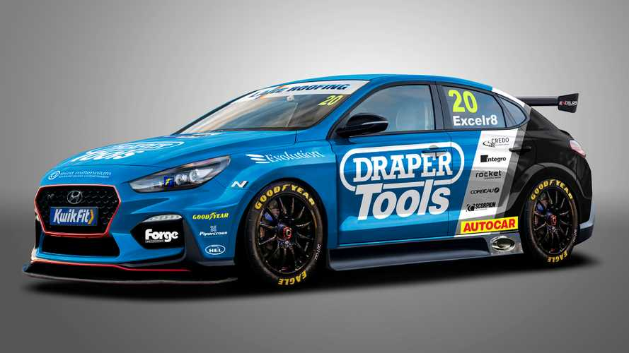 Hyundai joins 2020 BTCC field with i30 Fastback N