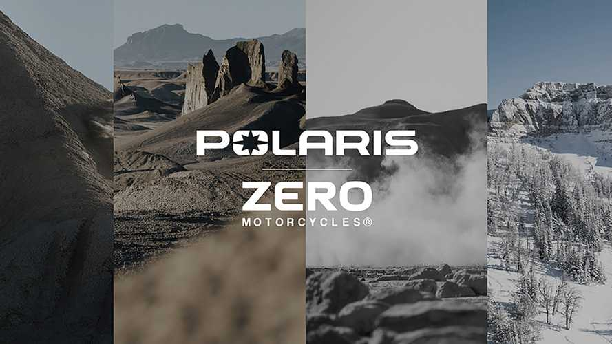 Zero Signs Partnership With Polaris For Future Electric Vehicles