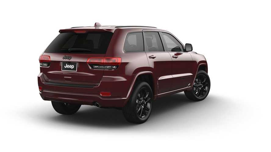 2021 jeep grand cherokee laredo x rear quarter rendering