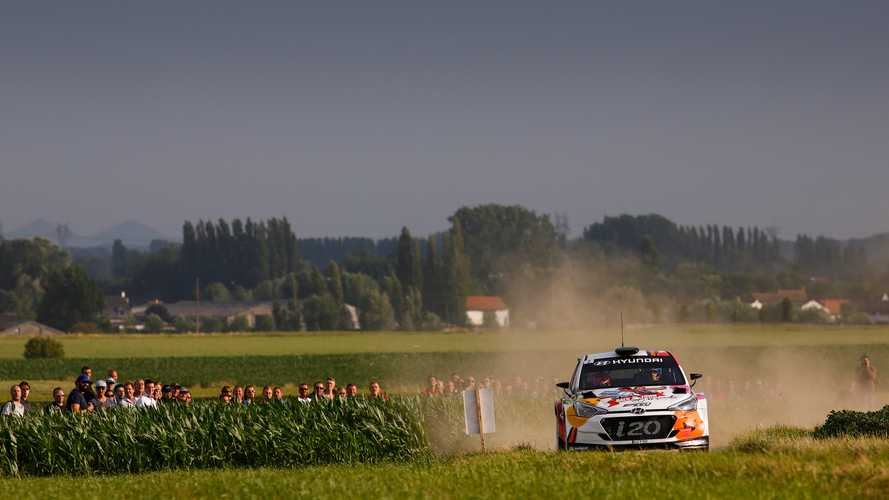 Belgium replaces UK on 2021 WRC calendar