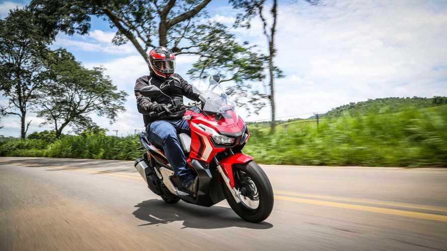 Honda ADV surpreende se aproxima do PCX e do Yamaha NMax em abril