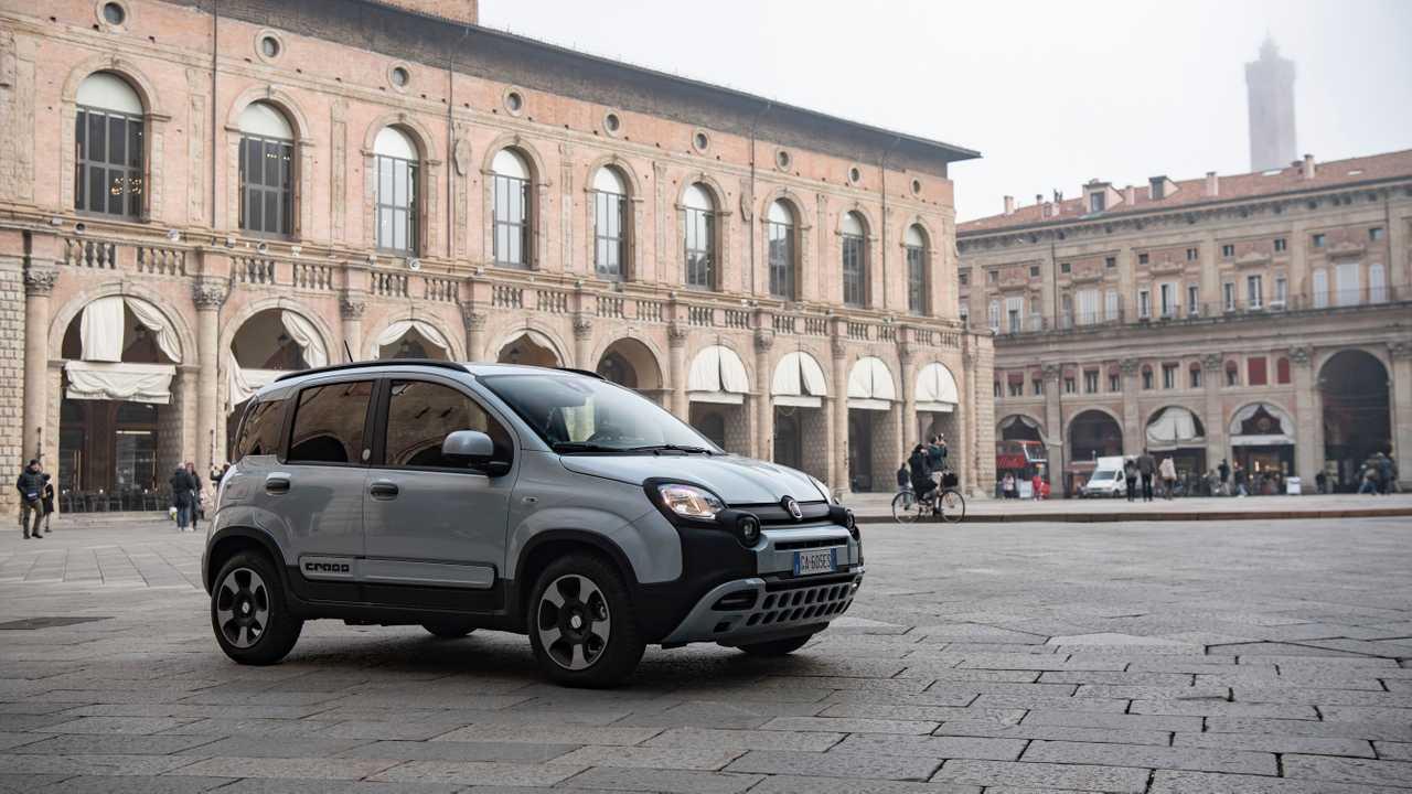 City car (A) - Fiat Panda