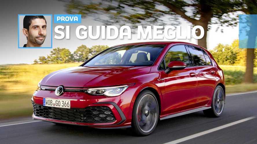 Volkswagen Golf 8 GTI, la prova della nuova sportiva tuttofare