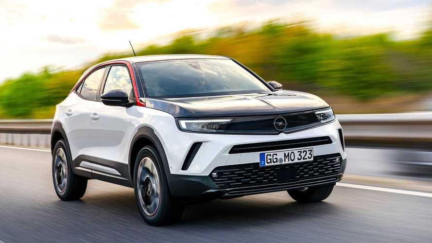 2020 Opel Mokka GS Line