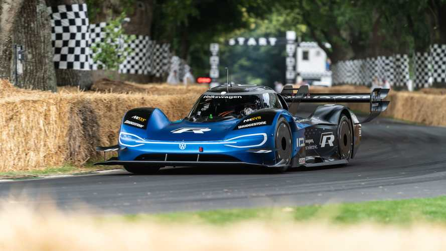 Volkswagen ID.R returning to Goodwood